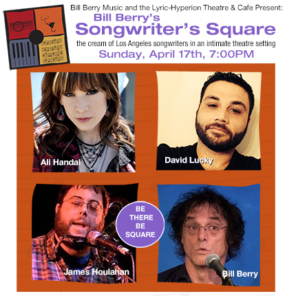 Songwriter's Square Returns!