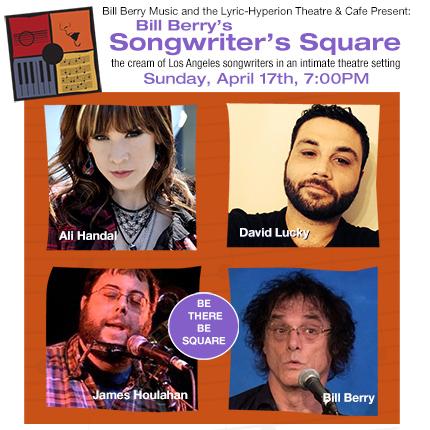 Songwriter's Square Returns!